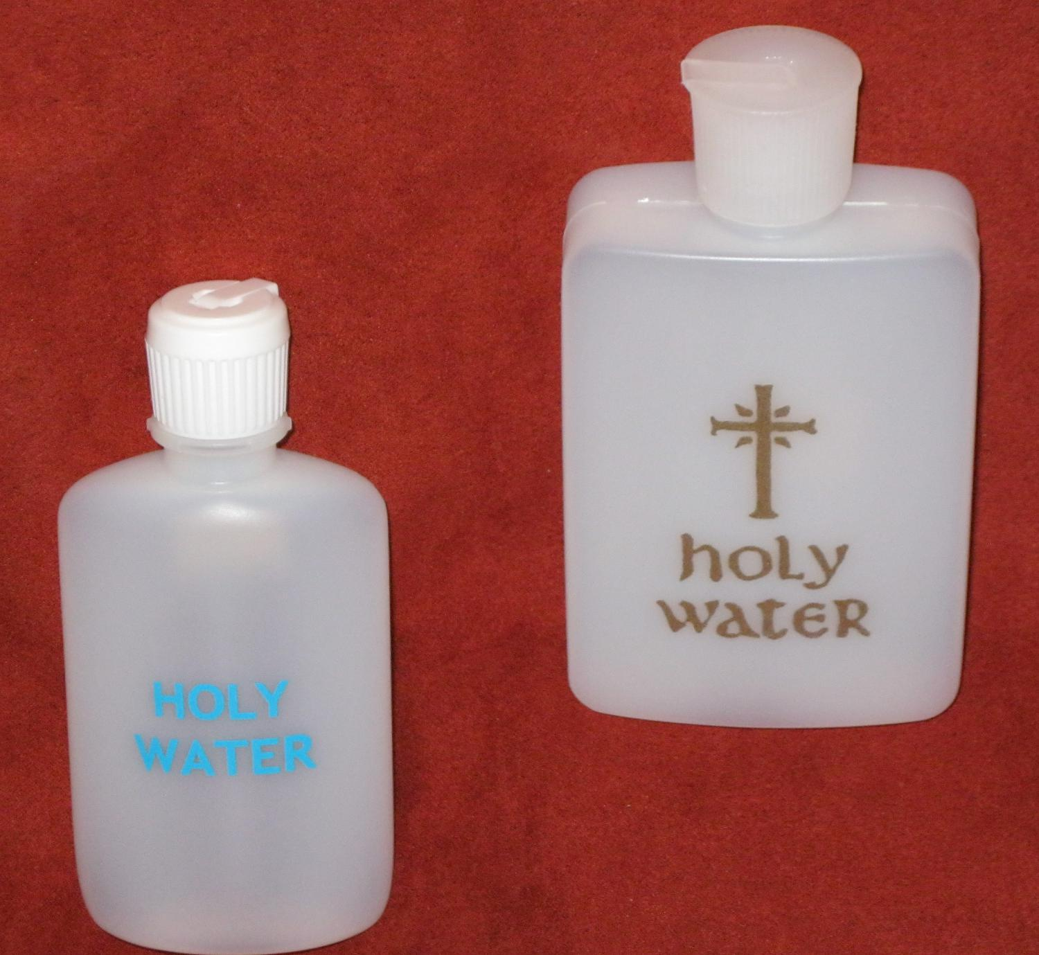What Is The Difference Between Holy Water And Regular Water