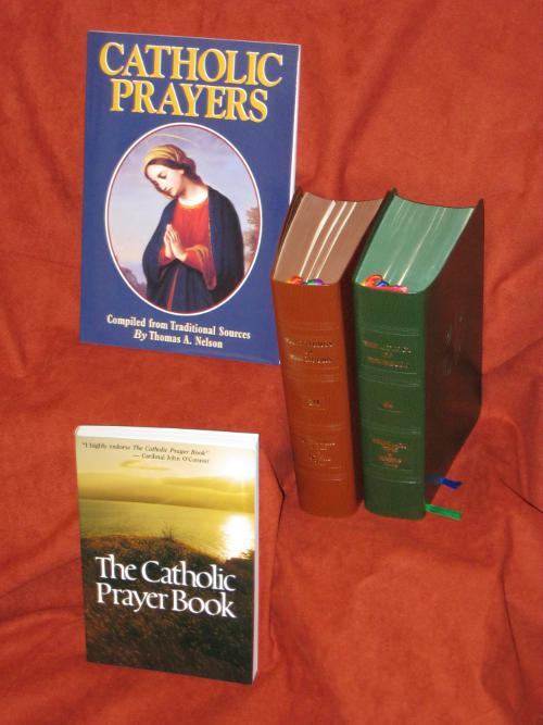 Assumptions » Prayer Books